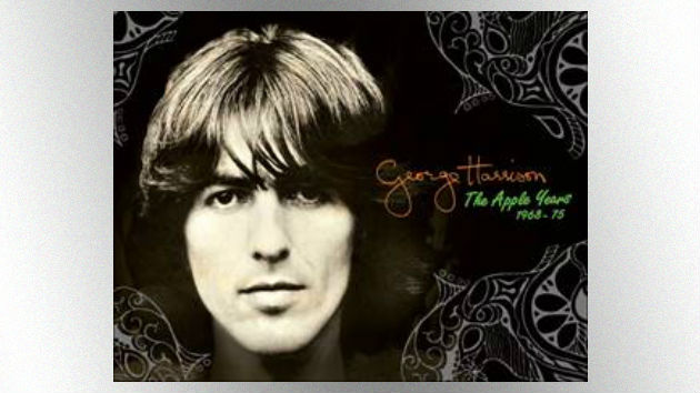 High Def Audio Version Of George Harrisons The Apple Years Box Set To Be Released Next Week