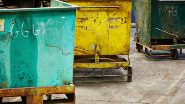 Texas Professor Moved into Dumpster to 'Explore the Idea of Less'