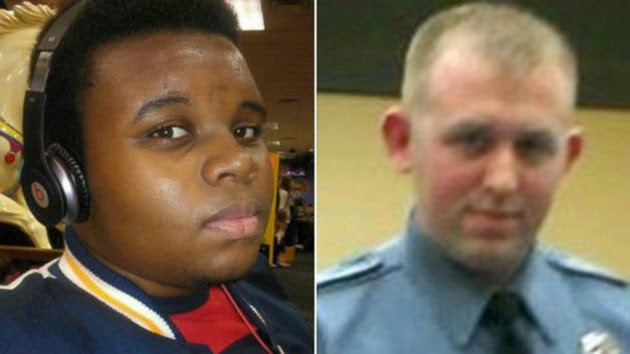 Officer Darren Wilson's Story of Shooting Michael Brown