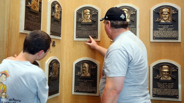 2015 Baseball Hall of Fame Ballot Announced
