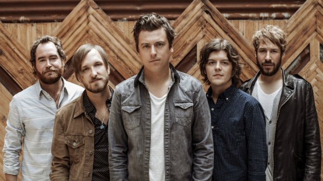 """The Wild Feathers' Joel King Will Try Not to """"Burn Down the House"""" This Thanksgiving"""