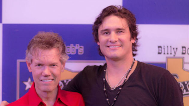 Joe Nichols Gets a Surprise Visit from Randy Travis at Ft. Worth Concert