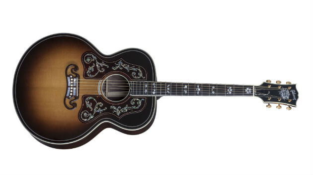 Gibson to Release Limited-Edition Bob Dylan Acoustic Signed by Folk-Rock Legend