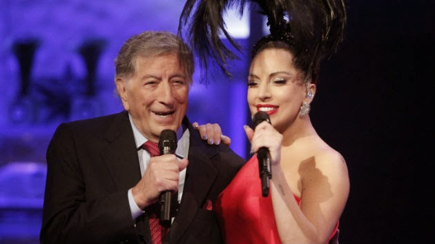 "Lady Gaga Reveals What It's Like to Record with ""Gentleman"" Tony Bennett"