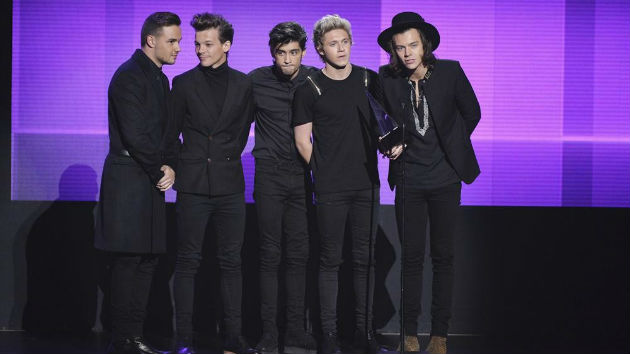 One Direction Album Debuts at Number 1 on Billboard 200 Chart