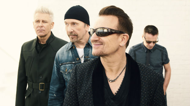 U2 Announces iNNOCENCE + eXPERIENCE Tour for 2015
