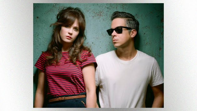 """She & Him Release Cover of """"God Only Knows"""""""