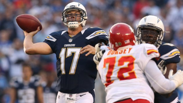 Philip Rivers Expects the 49ers Best