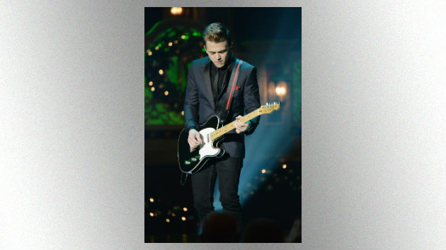"Hunter Hayes Performs on ""Christmas in Washington,"" Tonight on TNT"