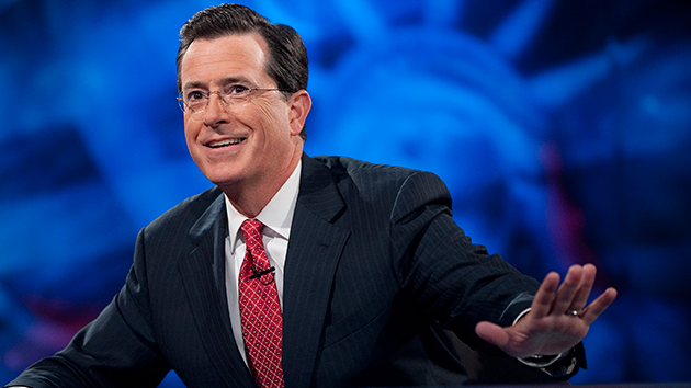 The Colbert Report Signs Off