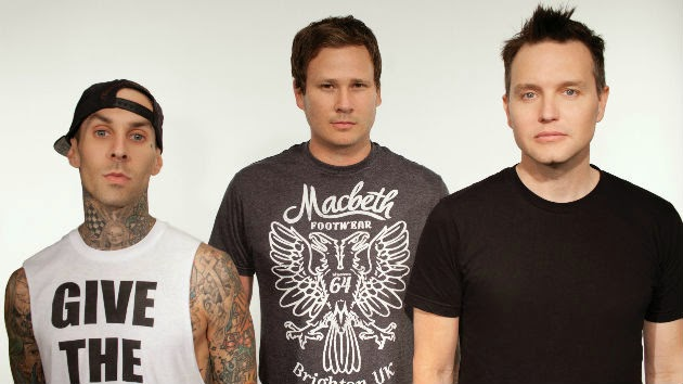 """Blink-182 Won't Be Recording in a """"Normal Studio"""""""