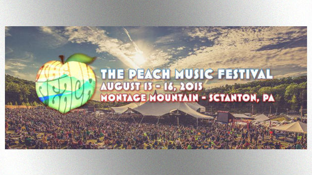 Dates Set for 2015 Edition of Allman Brothers Band's Peach Music Festival