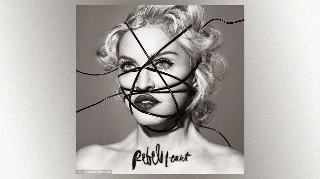 "Madonna Releases Six Songs from New Album ""Rebel Heart,"" Album Coming in March"