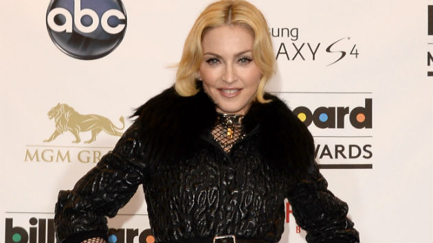 Madonna Releases Six Songs from New Album