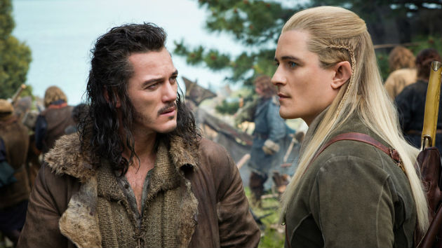 """The Hobbit: The Battle of the Five Armies"" Tops Box Office in Opening Weekend"