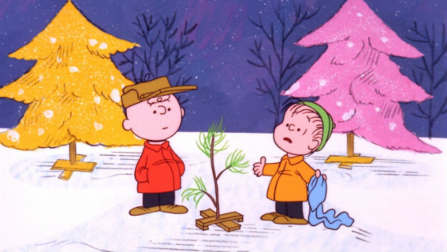 """A Charlie Brown Christmas"" to Turn 50"