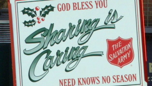Missouri Salvation Army Kettle Gets Anonymous Diamond Ring Donation