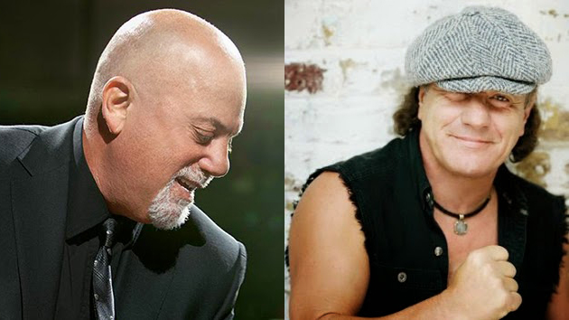 AC/DC's AC/DC's Brian Johnson Crashes Billy Joel's New ...