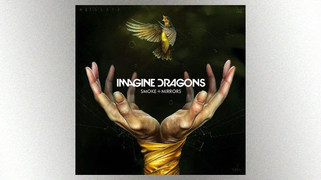 "Imagine Dragons' ""Smoke + Mirrors"" Hits Number One"