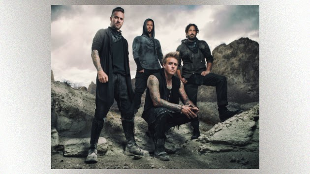 "Papa Roach Streaming New Album, ""F.E.A.R."""