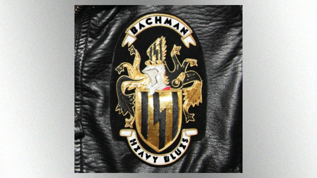 "Randy Bachman Unveils Cover Art, Track List for Upcoming Album, ""Heavy Blues"""