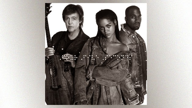 Paul McCartney Releases New Single with Kanye West and Rihanna
