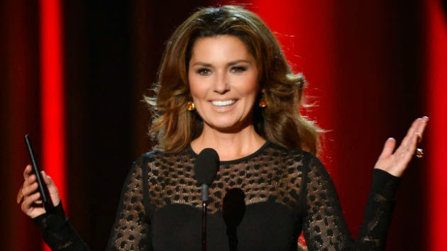 Shania Twain to Launch First Tour in 11 Years; Says It'll Be Her Last