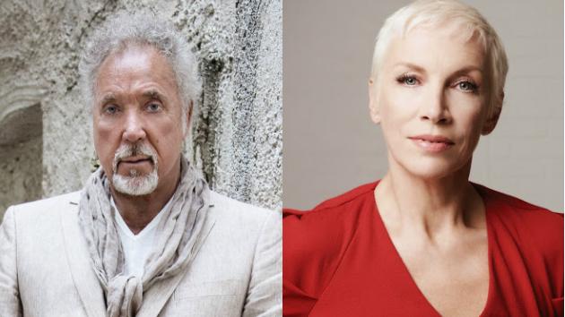 Tom Jones, Annie Lennox Among Newly-Announced Grammy Performers