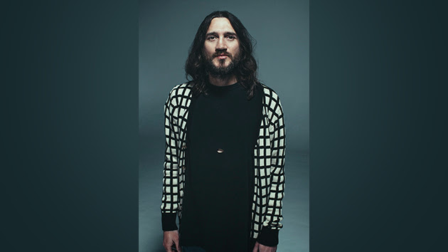Ex-Red Hot Chili Peppers Guitarist John Frusciante Reveals Electronic Project, Trickfinger