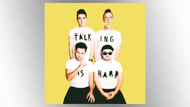 "Walk the Moon's ""Shut Up and Dance"" Hits Number One"