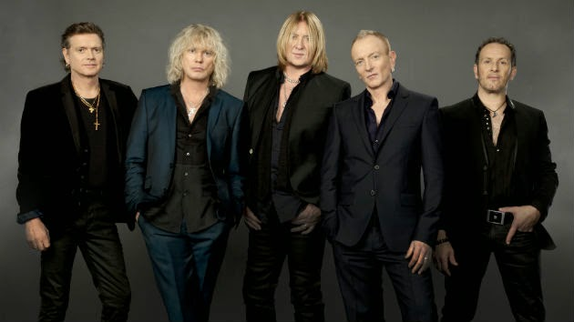 Def Leppard Touring Canada in the Spring; Schedules Late-Summer US Dates