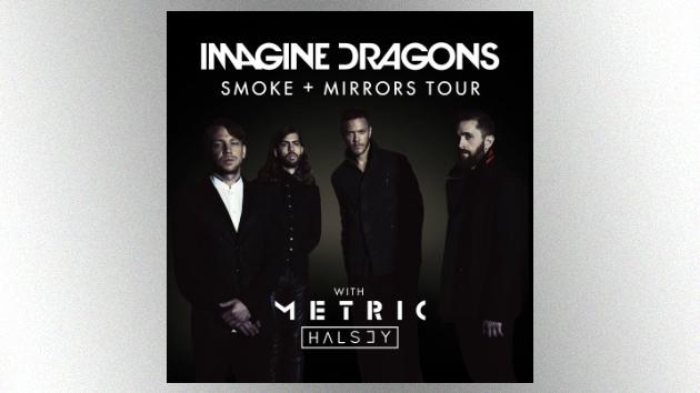 Imagine Dragons Tour  Opening Act