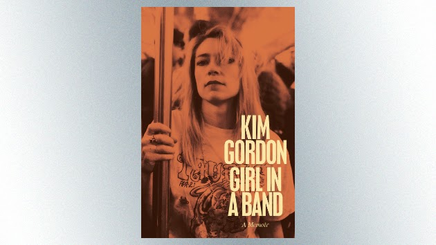 Kim Gordon Details Relationship with Kurt Cobain, Last Sonic Youth Show in Book Excerpt