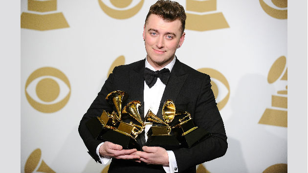 At Grammy Awards, Sam Smith Takes Four Trophies, Beck Stuns with Album of the Year Win