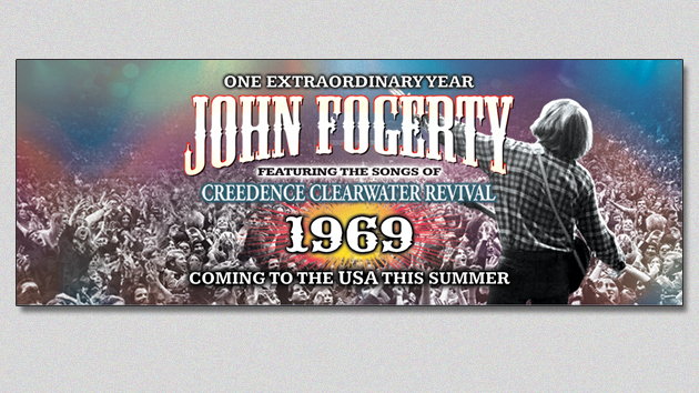 "John Fogerty Unveils Series of US Dates for His ""1969"" Tour"