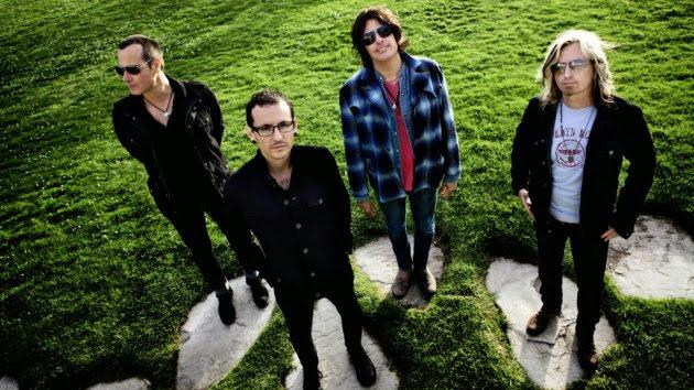 Stone Temple Pilots Announce Spring Tour