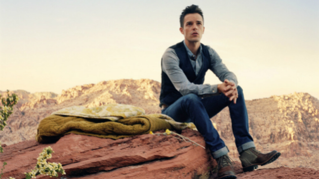 "Brandon Flowers Wants to ""Be on the Radio"" with New Solo Album"