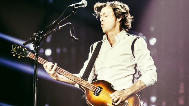 Paul McCartney Performing at Lollapalooza Festival Tonight; His Set Will Stream Online Sunday
