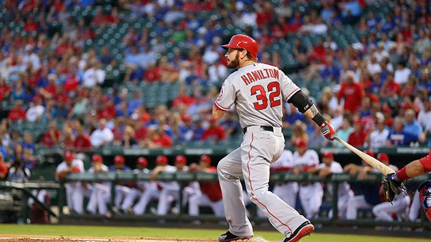 Report: Angels Outfielder Josh Hamilton Suffers Cocaine and Alcohol Relapse