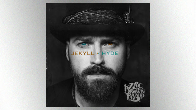 """Zac Brown Band Expands Upon Their Wide Range of Influences with New Album, """"Jekyll + Hyde"""""""