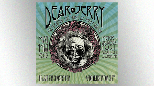 Grateful Dead Members & Others Stars to Perform at Jerry Garcia Tribute Concert in May