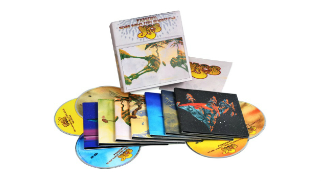 Yes Releasing Newly Discovered 1972 Concert Recordings on Separate Multi-Disc Sets