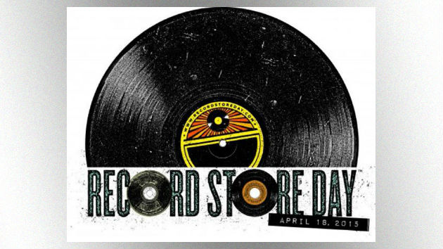 Happy Record Store Day 2015, Vinyl Lovers!
