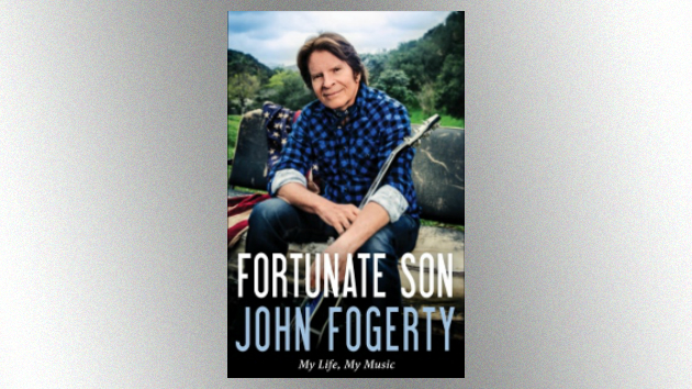 John Fogerty Reveals Title and Release Date for New Memoir