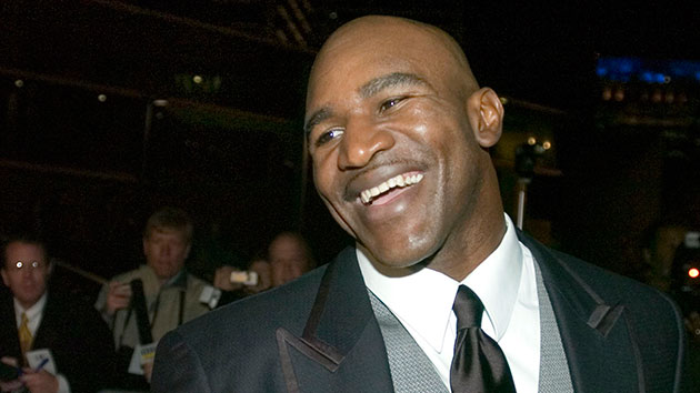 Evander Holyfield: Boxing Is 'Coming Back'