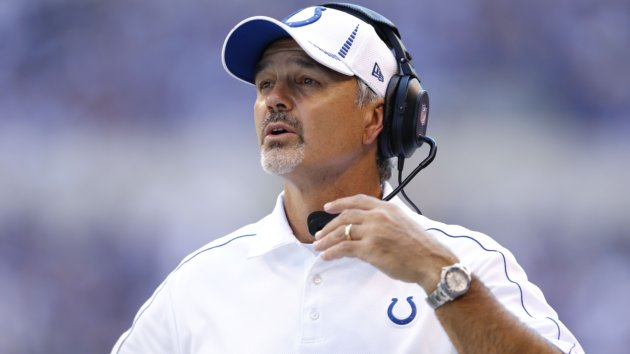Irsay: Not 'Super Bowl-or-Bust' for Pagano in 2015