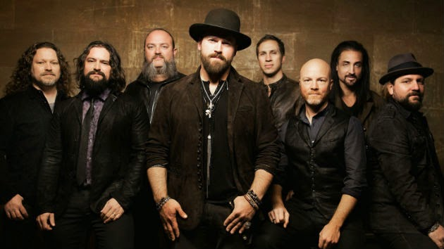 Zac Brown Loses Voice; Band Forced to Postpone Saturday Show