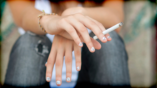'Very Light Smoking' a Growing Trend in Young Women, Study Says
