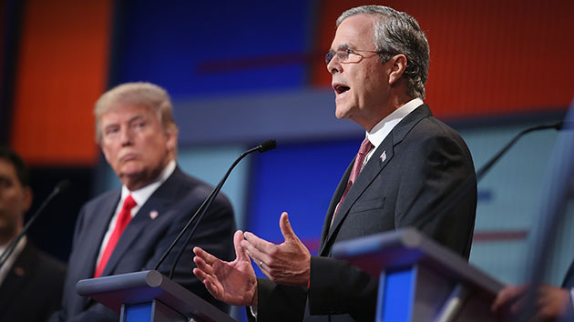 Donald Trump Advises Jeb Bush to 'Really Set the Example by Speaking English' in the US