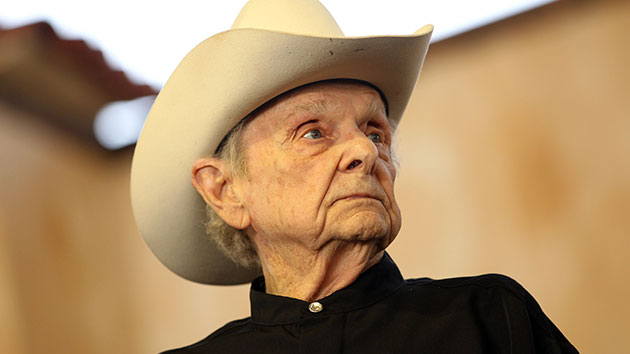 Country, Bluegrass Stars Mourn Legend Ralph Stanley